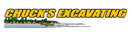 chucks-excavating-logo