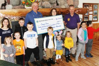 Camp Jorn Child Care Donation 2019