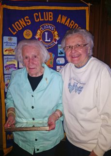 2019 Bud Hyland Award: Jean Eales