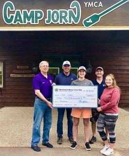 MW Lions 2020 Camp Jorn Donation